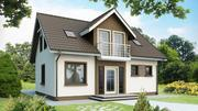 Архитектурный проект для строительства дома,  коттеджа,  бани!Смета!