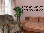 Сдам квартиру на сутки в Слуцке.т.  375(33)601-85-76 мтс