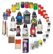 Свечи и лампадки