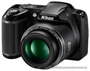 Фотоаппарат Nikon L340,  новый + сумка