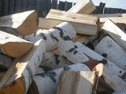 дрова колотые,  обрезки пиломатериалов