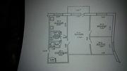 Продам трёх комнатную квартиру г.Слуцк ул.Социалистическая д.140.кв10